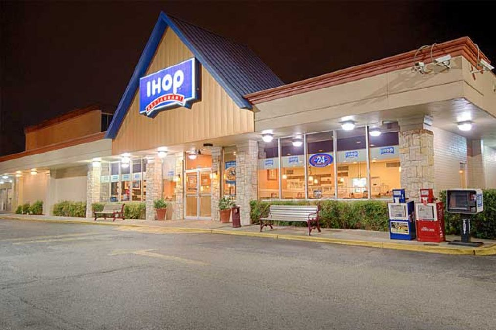 Ihop On-site
